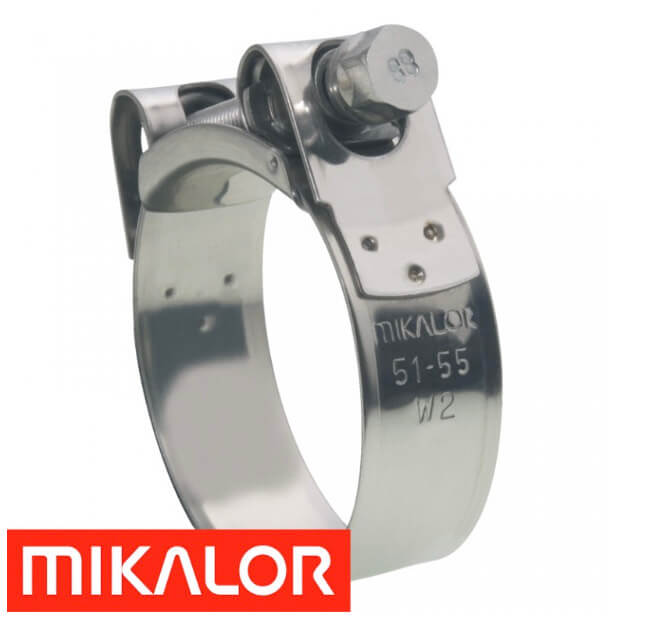 Mikalor Supra Hose Clamps, Mikalor Supra Hose Clamps